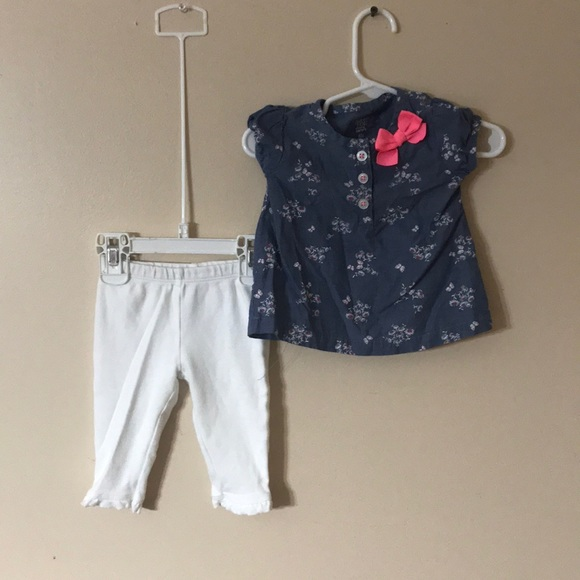 08eecd94d Carter's Matching Sets | Girls 6 Month Outfit By Carters Top Pants ...